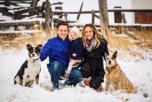 David Schultz and Family