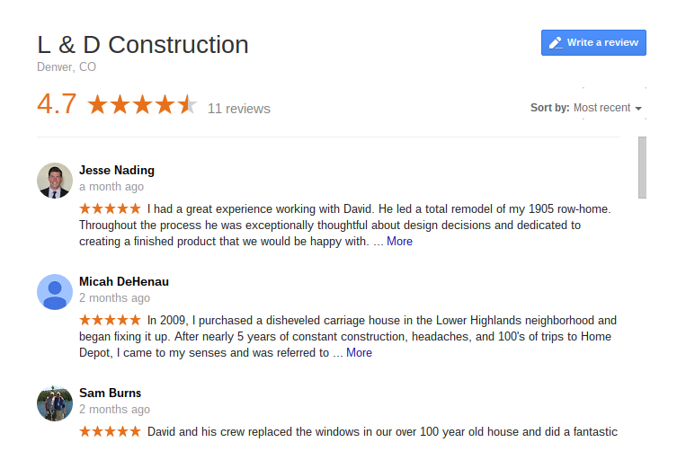 l and D construction   Google Search
